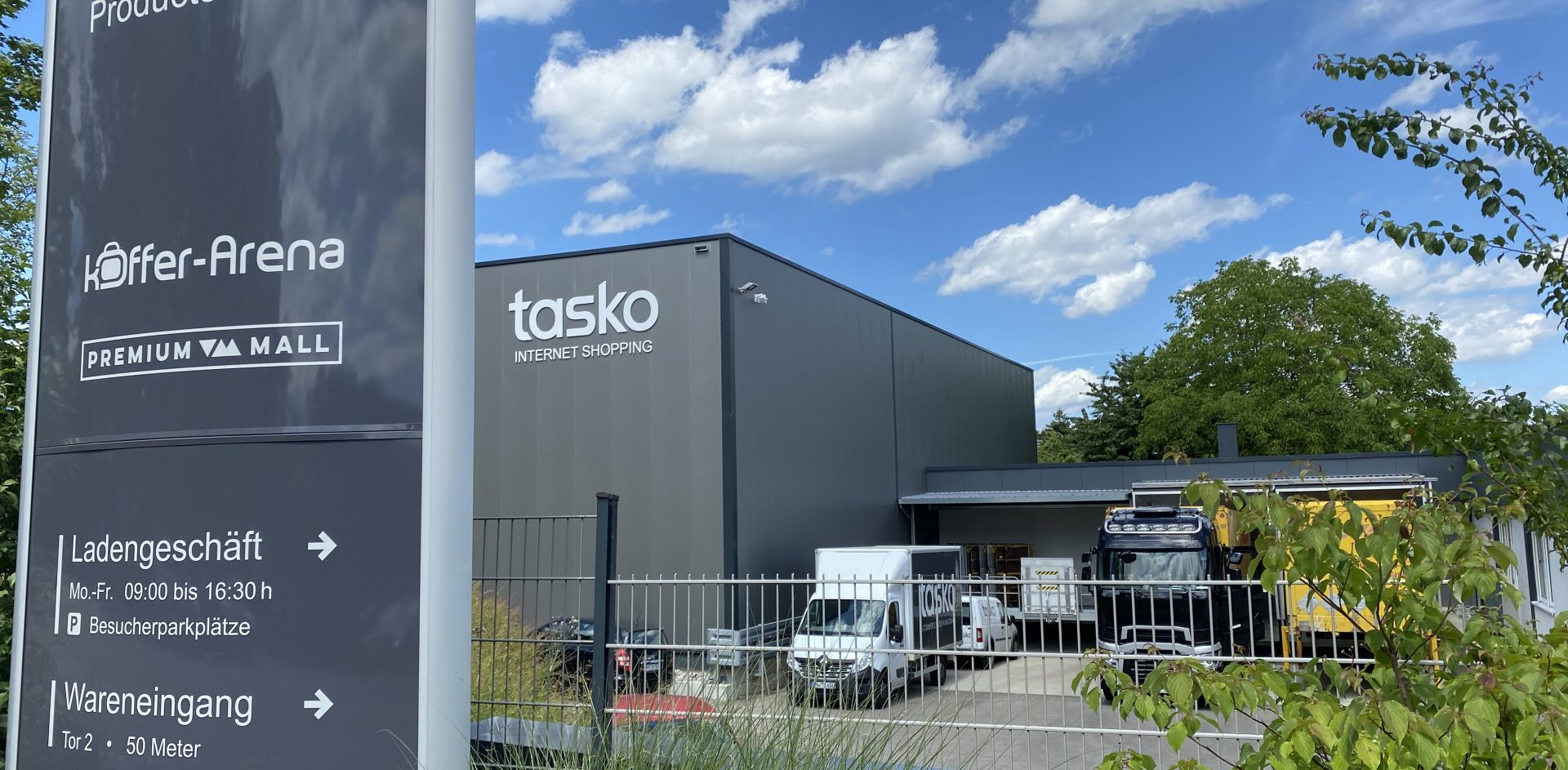 tasko Products GmbH Kontakt